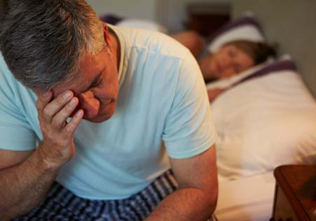 Insomnia and Low Testosterone Levels - Symptoms of Low Testosterone