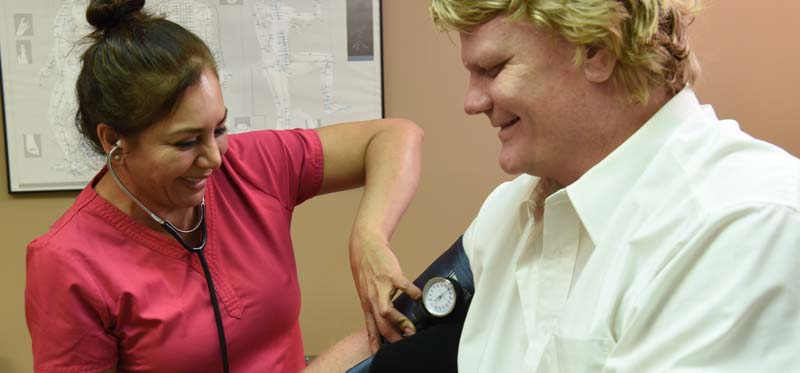Medical Examination in Okeechobee, FL for Fatigue from Low Testosterone Levels